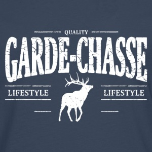 Garde-Chasse Manches longues - T-shirt manches longues Premium Homme