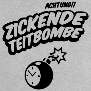 Zickende Teitbombe T-Shirts - Baby T-Shirt