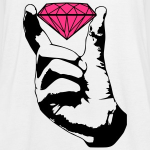 Swag diamond Tops - Women's Tank Top by Bella