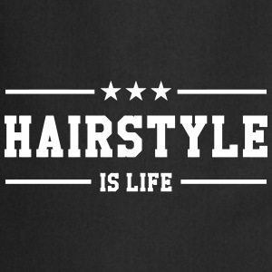 Hairstyle is life Delantales - Delantal de cocina
