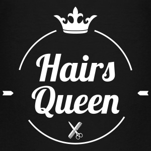 Hairs Queen T-Shirts - Teenager Premium T-Shirt
