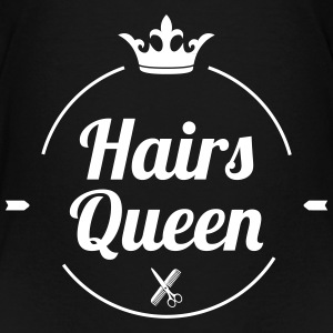 Hairs Queen Shirts - Kinderen Premium T-shirt