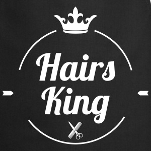 Hairs King Delantales - Delantal de cocina