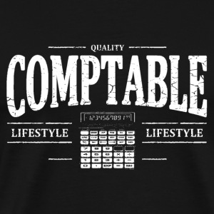 Comptable Tee shirts - T-shirt Premium Homme