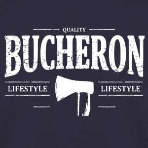 Bûcheron Sweat-shirts - Sweat-shirt Homme