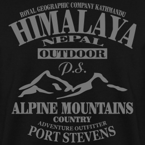 Himalaya  - Alpine Mountains Sweatshirts - Herre sweater