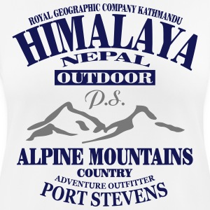 Himalaya  - Alpine Mountains T-Shirts - Women's Breathable T-Shirt