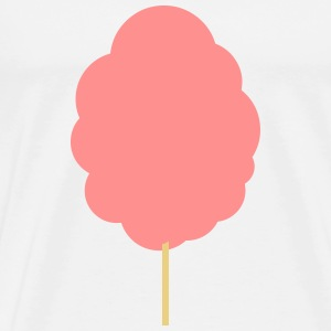 Cotton candy T-shirts - Mannen Premium T-shirt