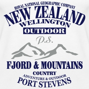 New Zealand Topper - Premium singlet for kvinner