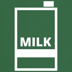 Milk  Aprons - Cooking Apron