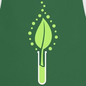 Test tube leaf  Aprons - Cooking Apron
