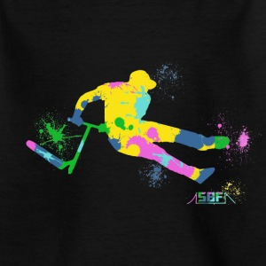 Festive Scooter Shirts - Teenage T-shirt