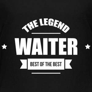 Waiter T-Shirts - Teenager Premium T-Shirt