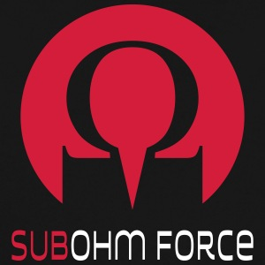 SUB OHM FORCE - Sweat-shirt contraste