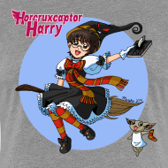 Motif ~ Tee-shirt Horcruxcaptor Harry