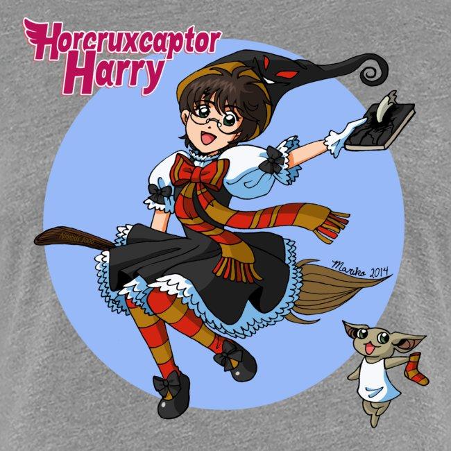 Tee-shirt Horcruxcaptor Harry