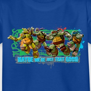 Kids Shirt TURTLES 'Maybe' - Kinderen T-shirt