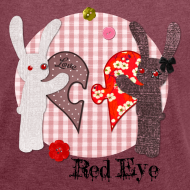 Motif ~ Tee-shirt Red Eye