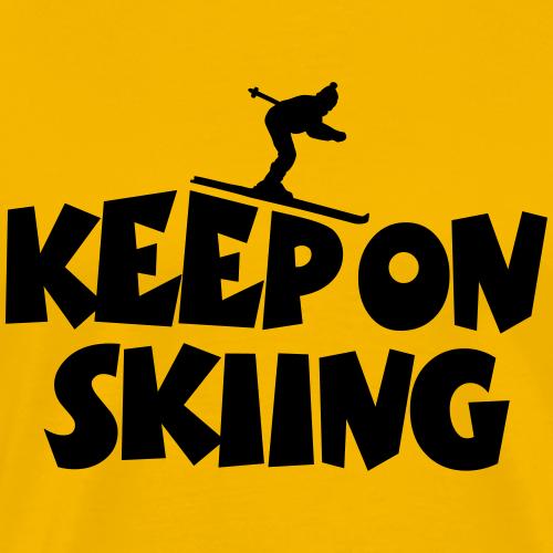 Keep on Skiing