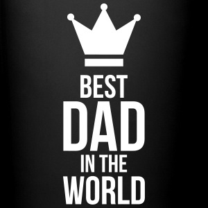 Best Dad in the World ! Tazze & Accessori - Tazza monocolore