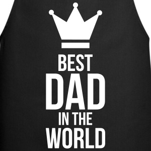 Best Dad in the World ! Förkläden - Förkläde