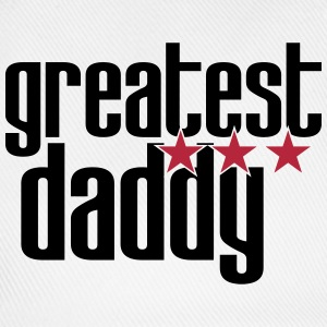 Greatest Daddy Caps & Hats - Baseball Cap