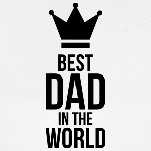 Best Dad in the World ! Kepsar & mössor - Basebollkeps