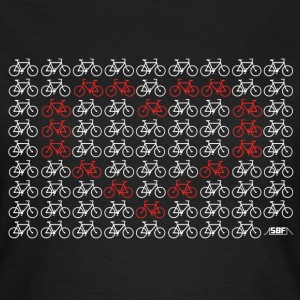 Lovely bike series Tee shirts - T-shirt Femme