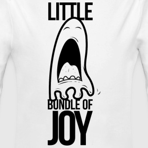 Little bundle of joy Hoodies - Longlseeve Baby Bodysuit