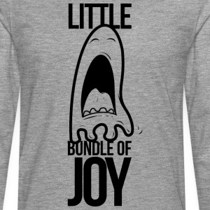 Little bundle of joy Long sleeve shirts - Men's Premium Longsleeve Shirt