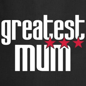 Greatest Mum  Aprons - Cooking Apron