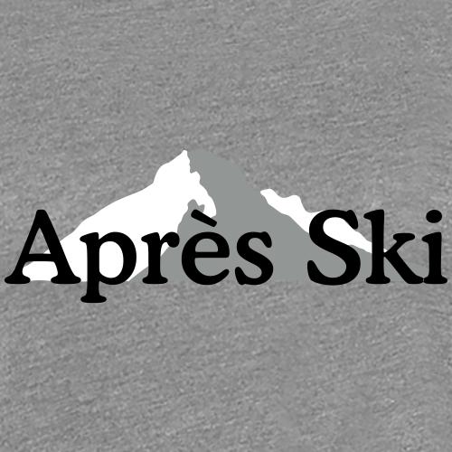 Apres Ski Berge Hell