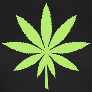 Hemp leaf T-Shirts - Women's T-Shirt