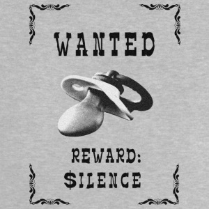 Wanted sut T-shirts - Baby T-shirt