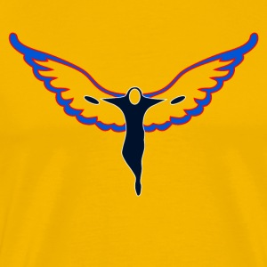 angel T-Shirts - Men's Premium T-Shirt