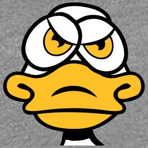 Duck in a bad mood evil T-Shirts - Women's Premium T-Shirt