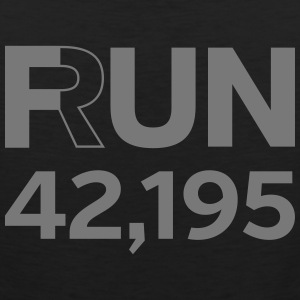 Fun / Run 24,196 (Marathon Distance) Tank Tops - Tank top premium hombre