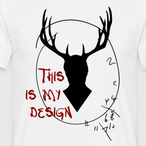 Hannibal - This is my design - T-shirt Homme