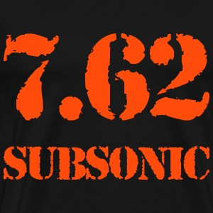 762 subsonic - T-shirt Premium Homme