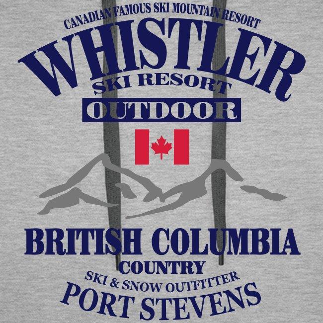Whistler - Canadian Ski Resort
