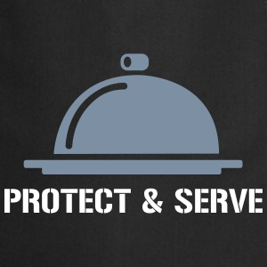 Protect and Serve - Tablier de cuisine