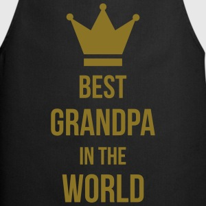 Best Grandpa in the world ! Förkläden - Förkläde