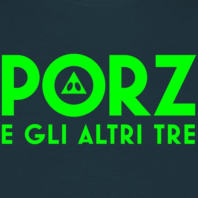 T-shirt Porz +3