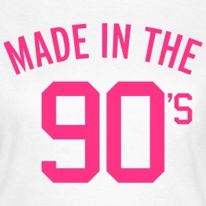 Made In The 90's  T-Shirts - Women's T-Shirt