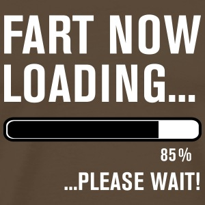 Fart Now Loading.... T-Shirts - Männer Premium T-Shirt