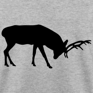 hjorte - antler - jagt - hunter Sweatshirts - Herre sweater