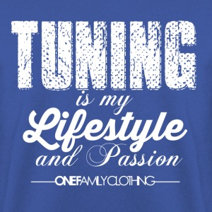 TUNING is my Lifestyle and Passion Pullover & Hoodies - Männer Pullover