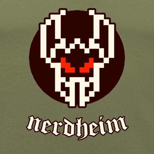 Nerdheim - Maglietta