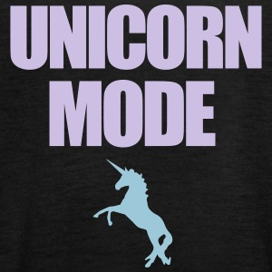Unicorn Mode Tops - Camiseta de tirantes mujer, de Bella