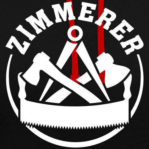 Zimmerer Zunftzeichen Zunft Zeichen Wappen Logo